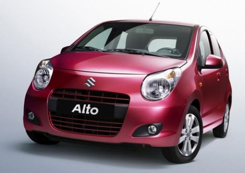 Suzuki Alto, precios disponibles