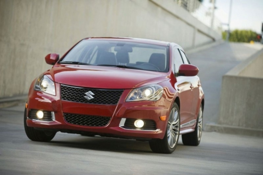 Suzuki Kizashi Turbo será presentado en el Salón de Nueva York