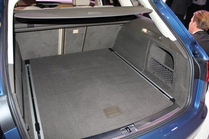 Todas las fotos y datos del nuevo Audi A6 Avant 2012