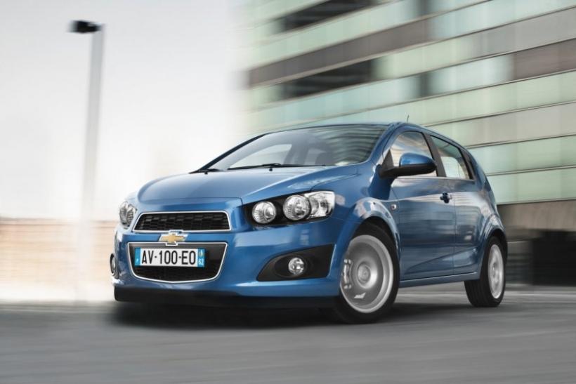 Todos los datos y precios de la gama del Chevrolet Aveo 2012 para España
