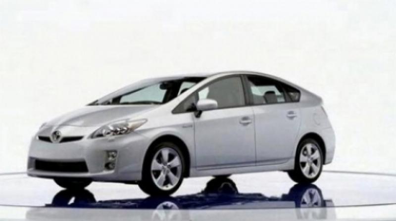 Toyota España llama a revisión a 2.300 Prius