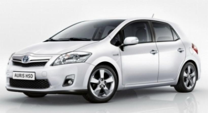 Toyota nos enseña los secretos del Auris híbrido.