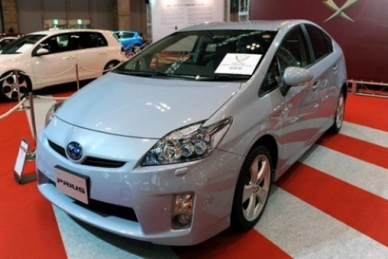 Toyota Prius, el más vendido en Japón