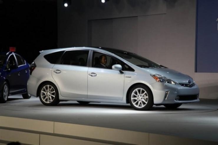 Toyota vende un millón de Prius en los Estados Unidos
