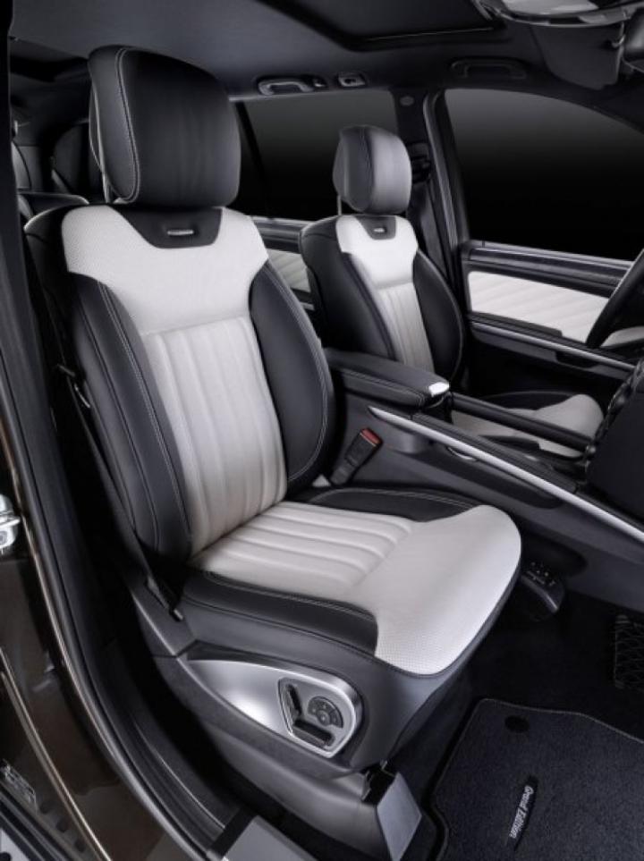Último coletazo. Nuevo Mercedes Clase GL Grand Edition