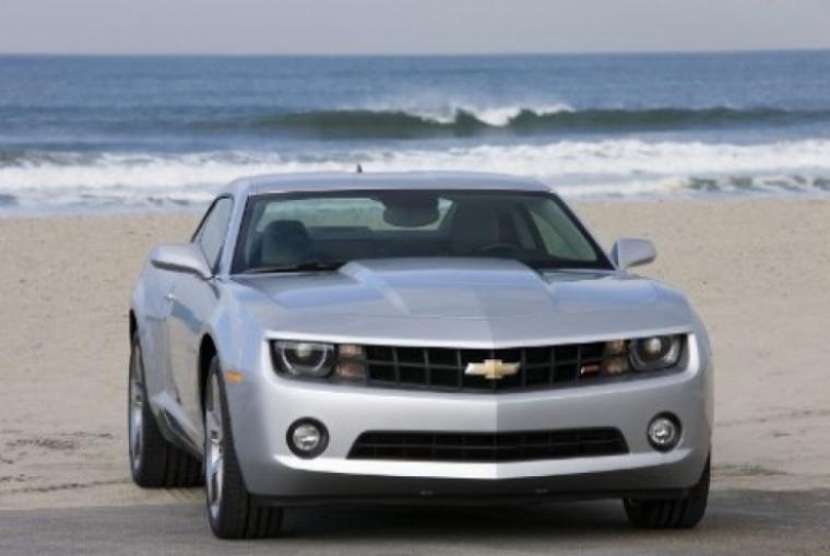 Un Camaro turbo podría batir al GT-R