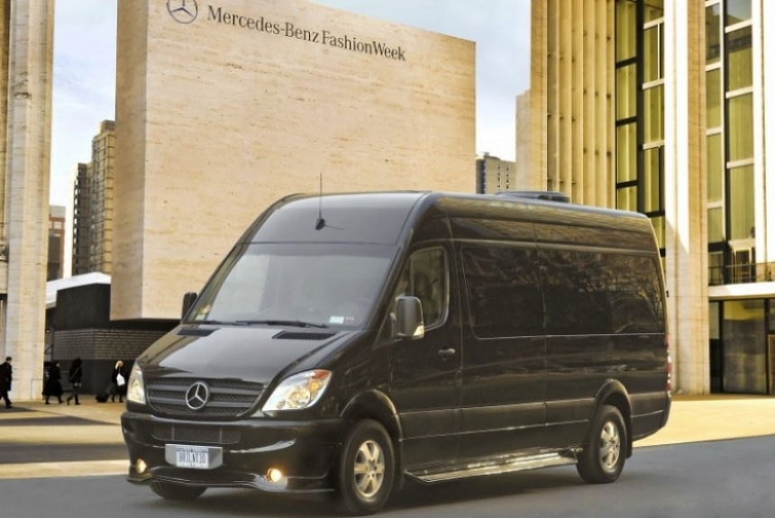 Un Mercedes Sprinter capaz de rivalizar con Maybach