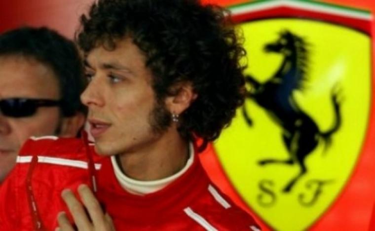 Valentino Rossi no descarta su llegada a la F1