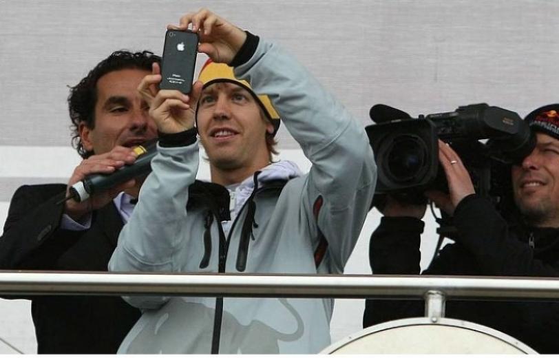 Vettel no quiere despertar de su sueño