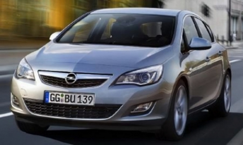 Video del nuevo Opel Astra Turbo 2010