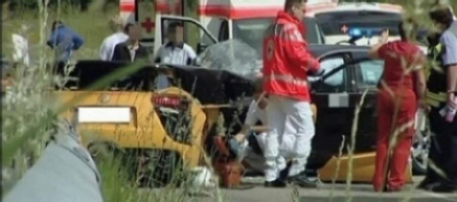Vídeo: Trágico accidente de un Lexus LFA, muere el jefe de pilotos de Toyota