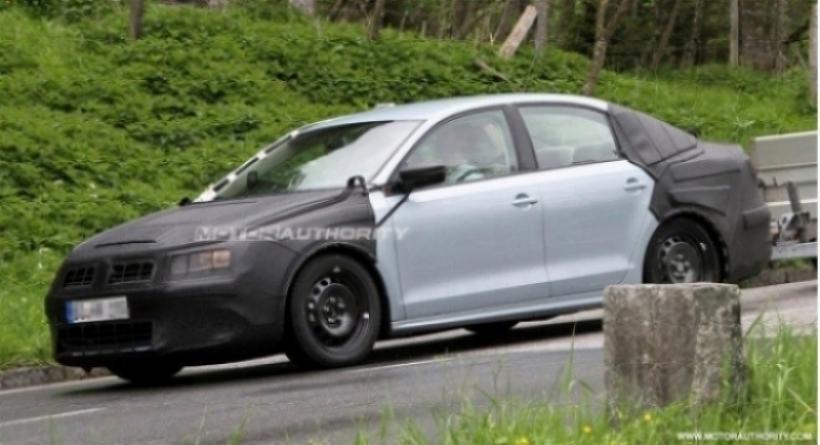 Volkswagen Jetta 2011 afina sus últimos detalles