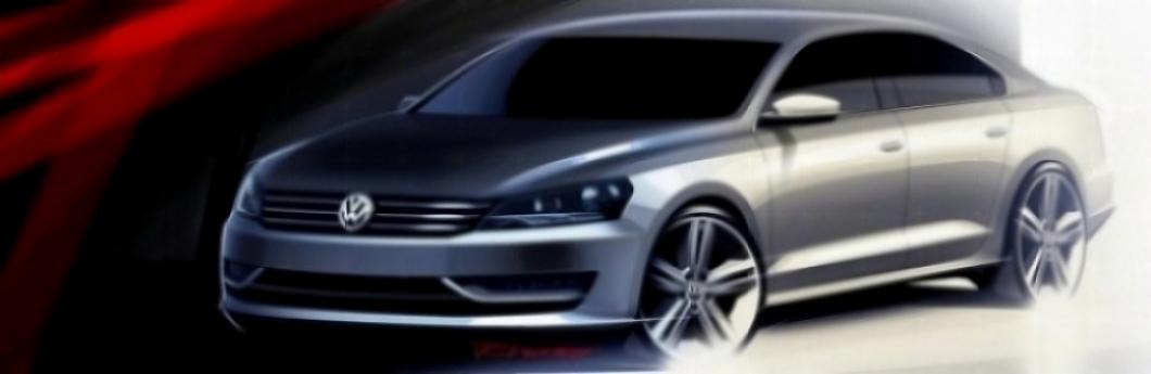 Volkswagen  presenta en Detroit al rival del Toyota Camry y del Honda Accord