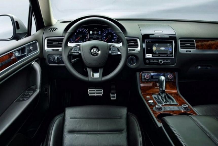 Volkswagen presenta la nueva Touareg.