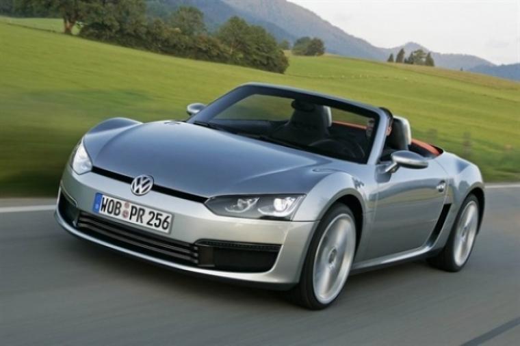 Volkswagen Roadster programado para 2014