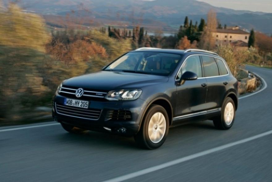 Volkswagen traerá al Salón de Madrid el Touareg Hybrid