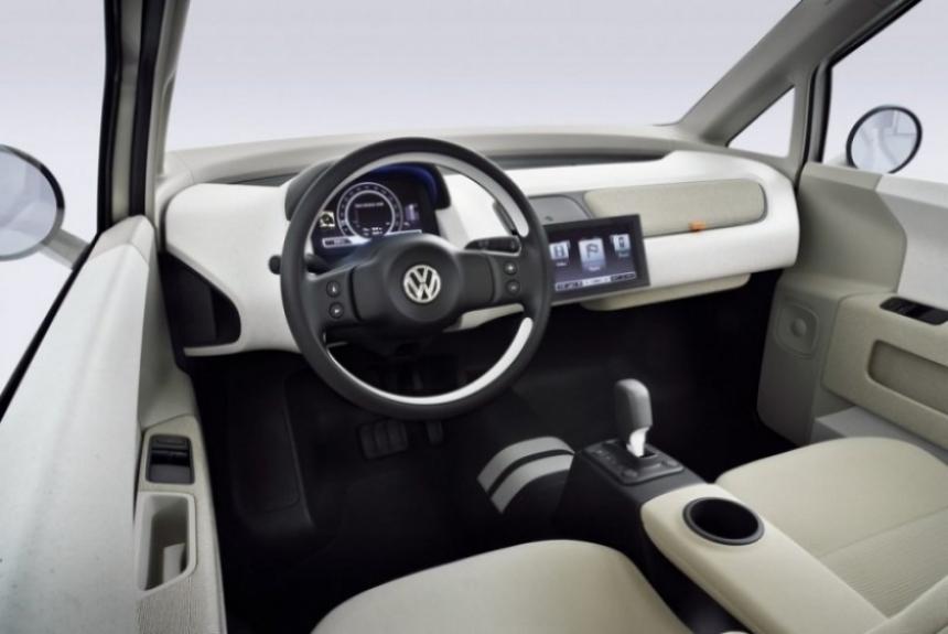 Volkswagen UP Eléctrico no estará hasta 2013,  las versiones gasolina y diesel en 2011