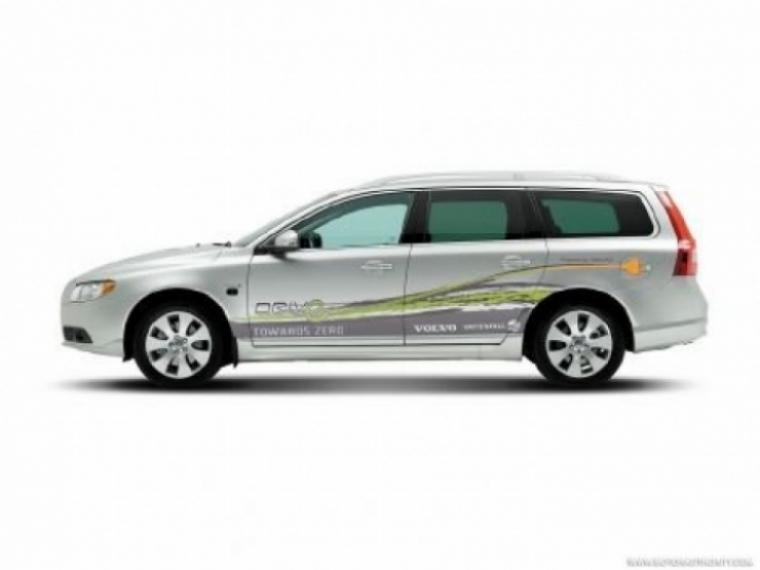 Volvo promete un diesel eléctrico para el 2012
