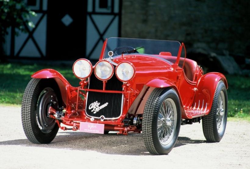 Vuelta a España en Alfa Romeo