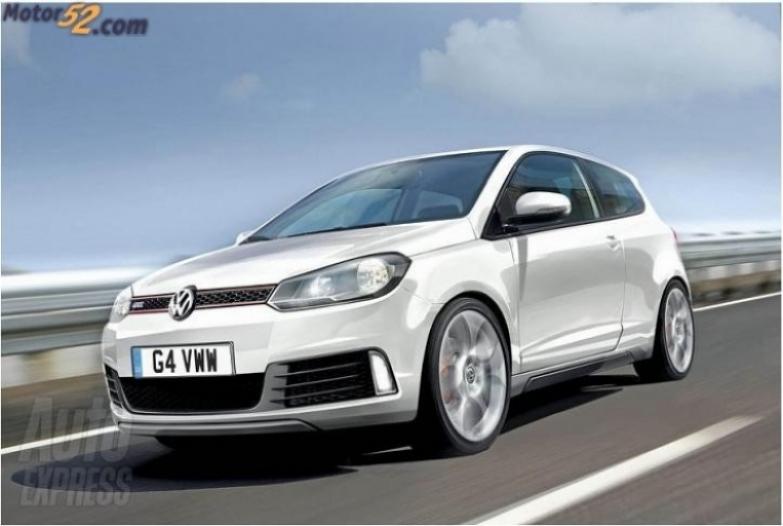 VW Polo GTI 2010