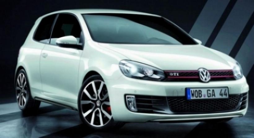VW presentará dos versiones especiales del Golf GTI.