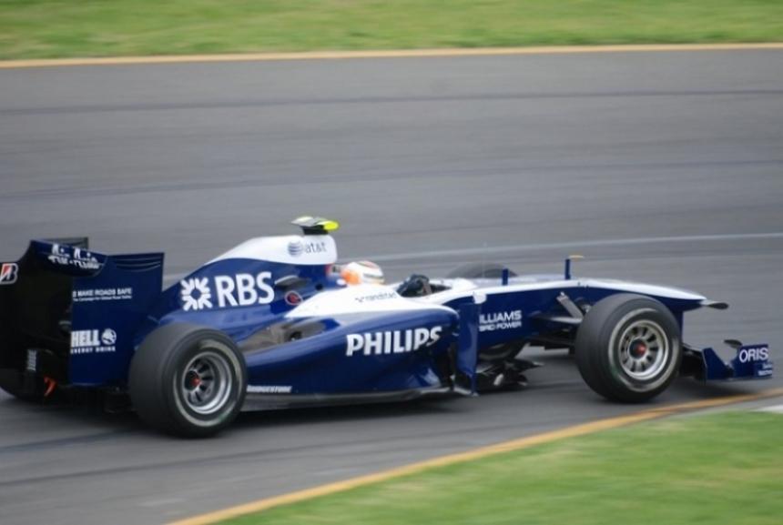 Williams espera que mejore Cosworth