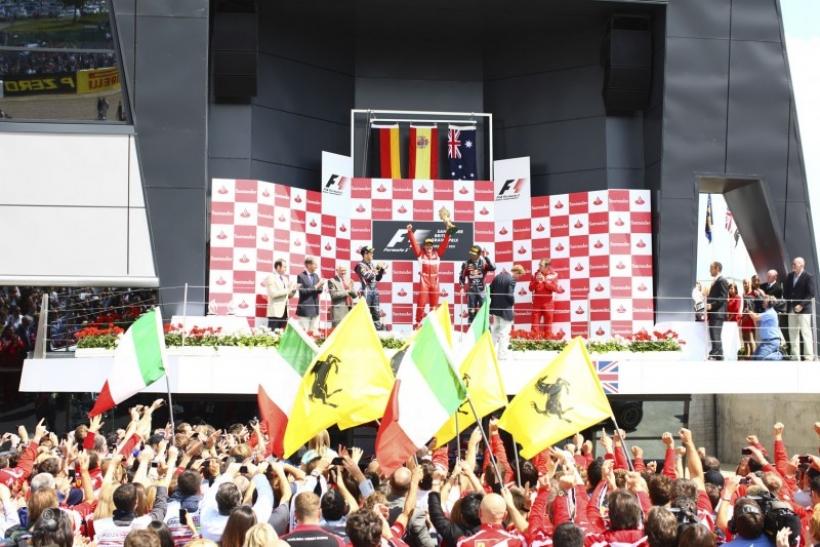 GP Gran Bretaña 2011: Estadísticas y curiosidades