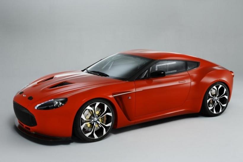 Aston Martin fabricará el V12 Zagato en edición limitada