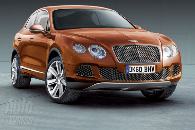 Bentley confirma que fabricará un SUV