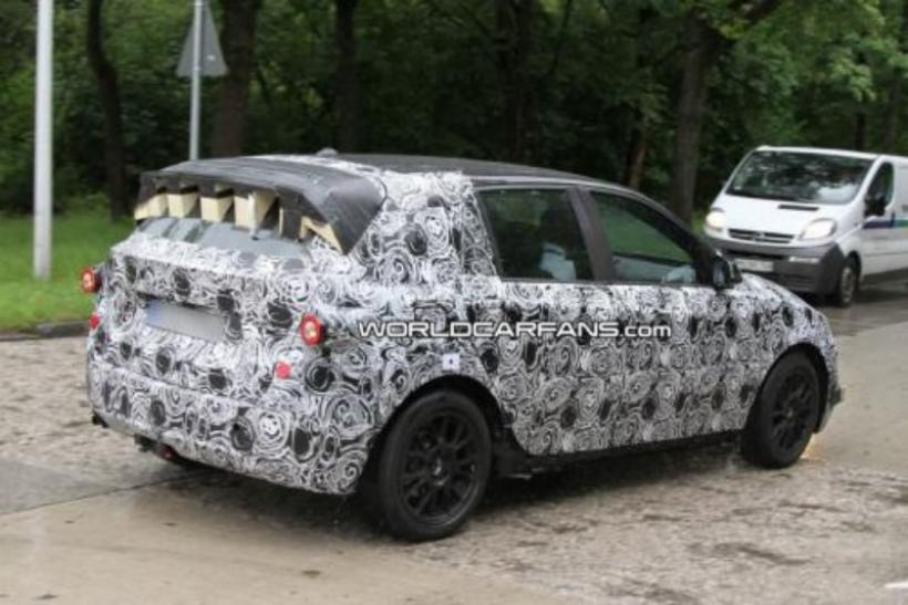 BMW fabricará tres modelos con tracción delantera