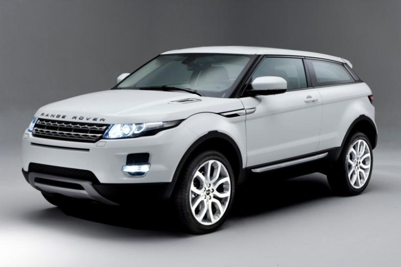 Comienza la producción del Range Rover Evoque