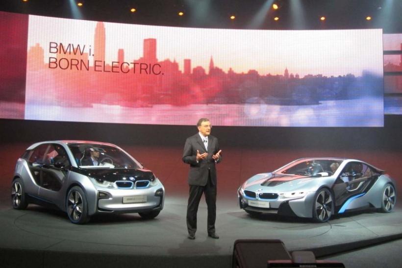 Los BMW i3 e i8 ahora en vídeo