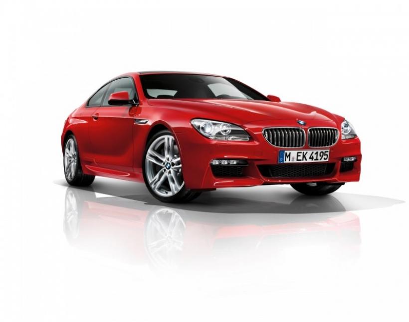 Novedades para el BMW Serie 6:  Pack M, tracción total y motor diésel