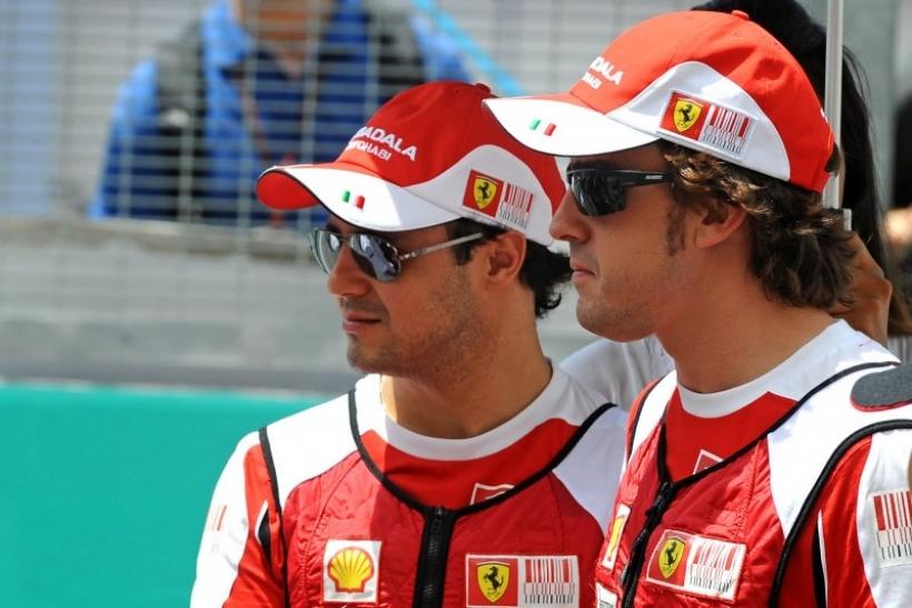 Ferrari contará también en 2012 con Alonso y Massa