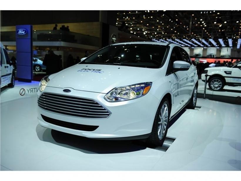 Ford pregunta: que sonido debería hacer el nuevo Focus eléctrico