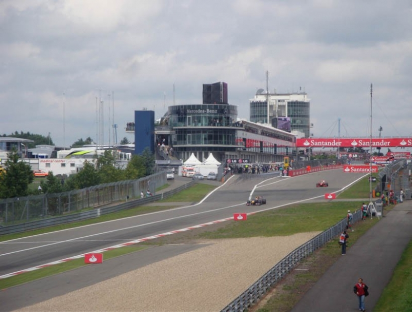 GP Alemania 2011: Previsión meteorológica