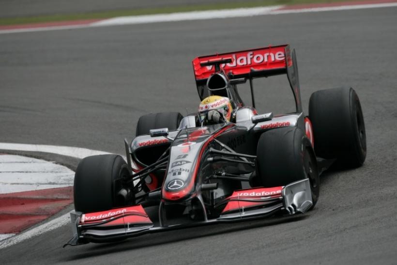 GP Hungría 2011, Libres 1: Hamilton logra el mejor tiempo