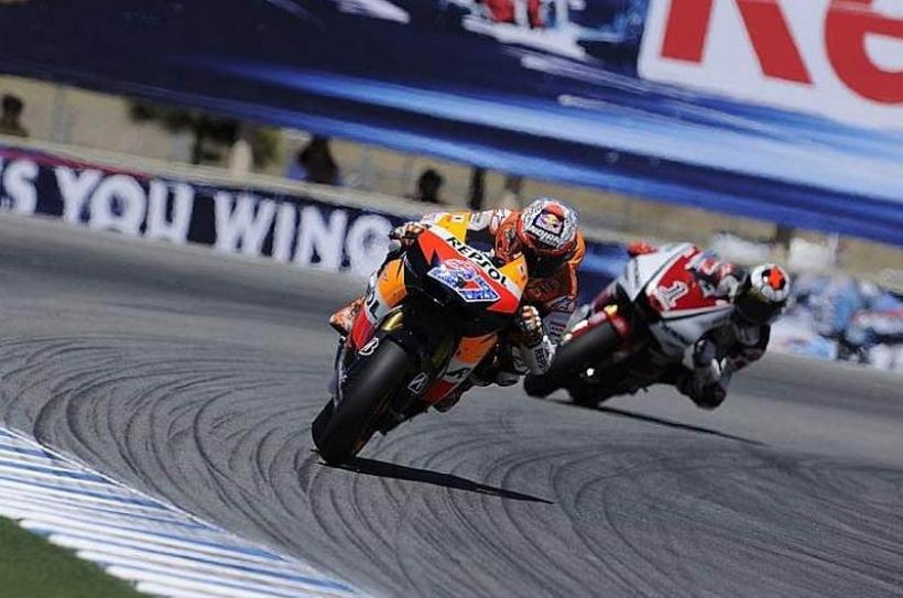 Lorenzo y Stoner hablan de su carreras
