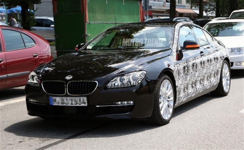 Más información sobre el BMW Serie 6 Gran Coupé