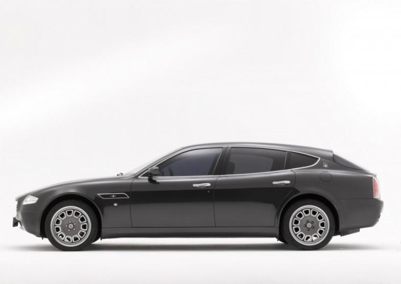 Maserati prepara dos nuevos Quattroporte y la llegada del SUV