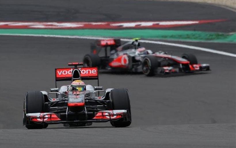Mclaren busca su décima victoria en Hungaroring, en la carrera 200 de Button