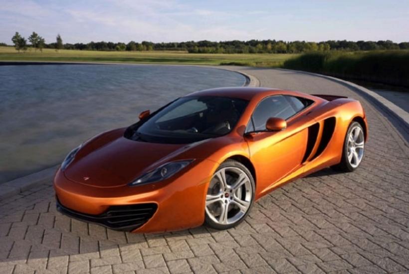 McLaren modifica al MP4-12C antes de sus primeras entregas
