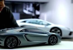Así se hizo el Lamborghini Aventador