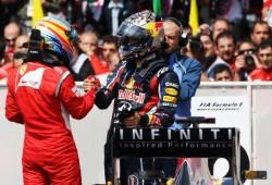 Vettel: 'Fue una lección de la que tenemos que aprender'
