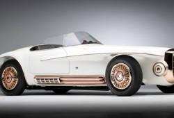 A subasta el Mercer-Cobra de 1965, el coche de cobre