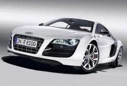 Audi prepara la primera actualización del R8