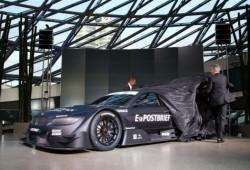 BMW presentó el M3 DTM Concept
