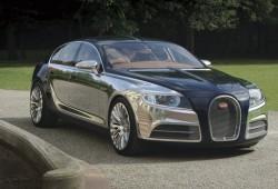 Bugatti Galibier. Un coche revolucionario para bolsillos sin fondo