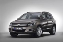 Detalle de equipamiento del nuevo Volkswagen Tiguan