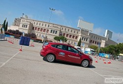 El Ford Safety Tour llega a Barcelona